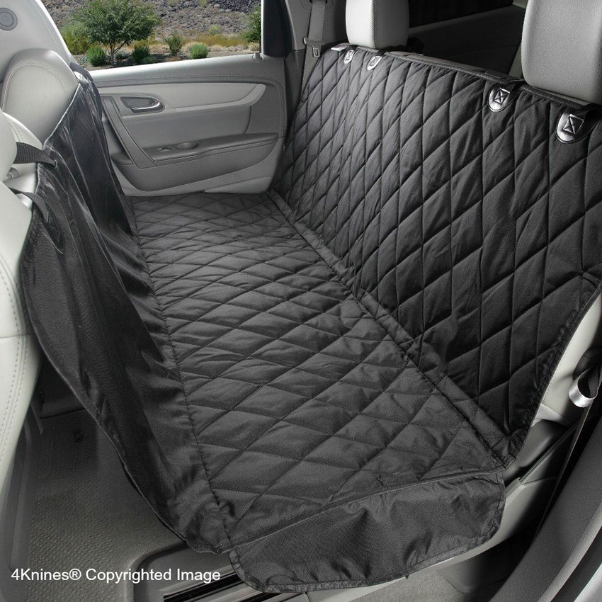 4Knines Dog Seat Cover with Hammock