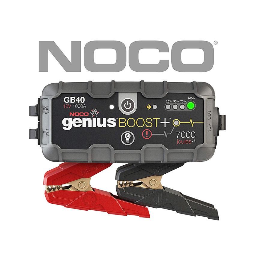 NOCO Genius Boost 12-Volt UltraSafe Lithium Jump Starter