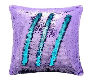 Mermaid Reversible Sequin Pillows