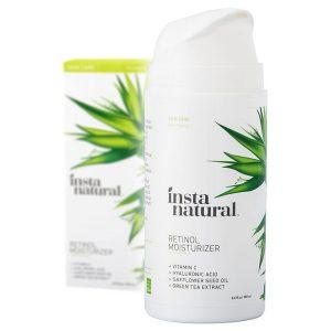 InstaNatural face moisturizer