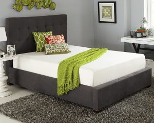 Live and Sleep - Resort 10-Inch Memory Foam Mattress -2