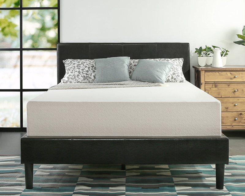 Zinus Memory foam mattress