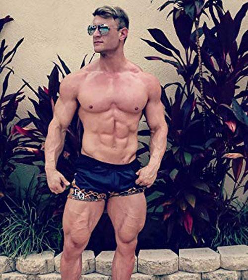 Danny Miami Men's Swimwear – Swim Shorts Collection