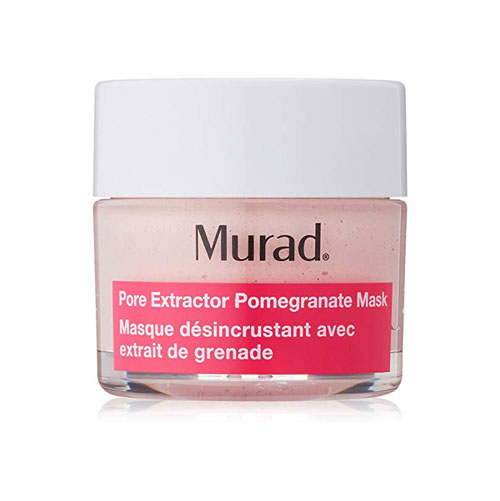 Pore Extractor Pomegranate Mask