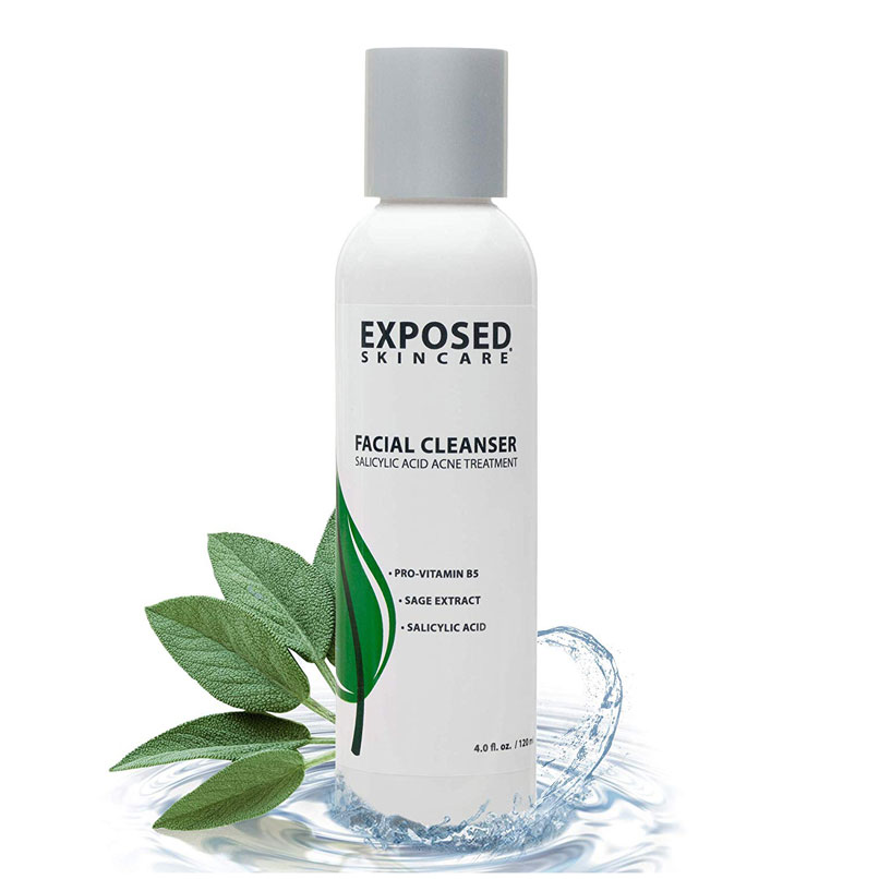Exposed Skin Care Acne Facial Cleanser
