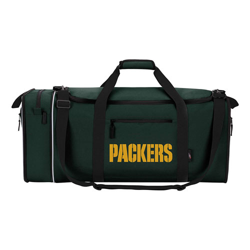 packers duffle bag