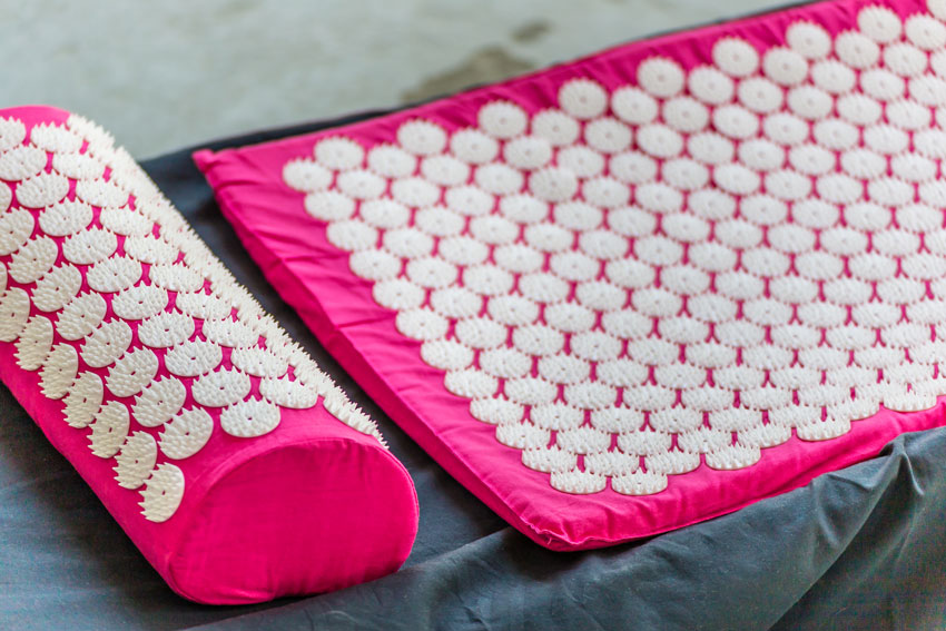 acupressure mat benefits