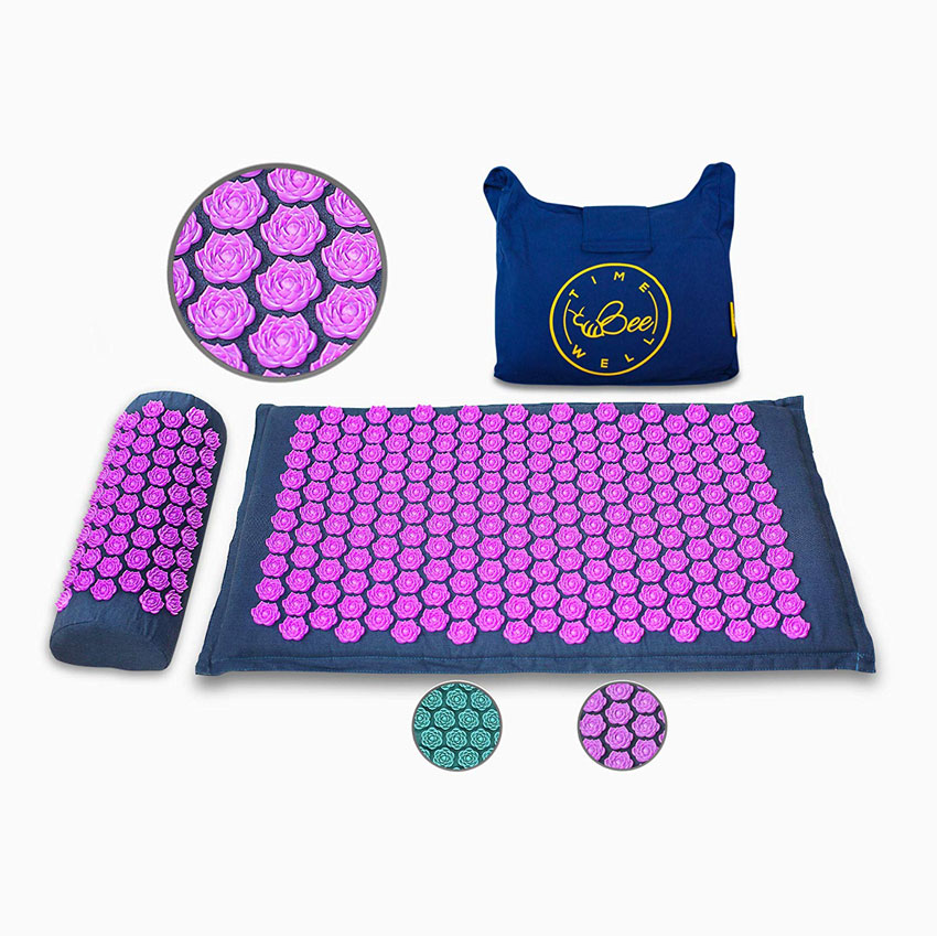 timebeewell acupressure mat